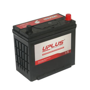 B24 Ns60L (S) JIS Standard 12V 45ah Starter Car Battery pictures & photos