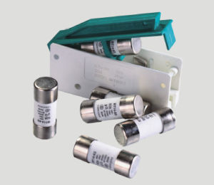 Powder-Filled Cartridge Cylindrical Cap Fuse pictures & photos