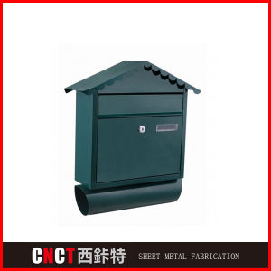 Hight Quality Custom Made Stainless Steel Mailbox Price pictures & photos