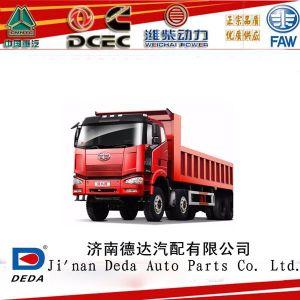 Dump Truck 10 Wheels Tipper Truck 6X4 Tipper Dump Truck by FAW Brand pictures & photos