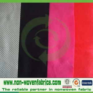 100% PP Spunbond Nonwoven Fabric Factory pictures & photos