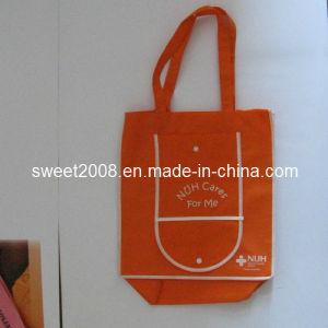 Eco Friendly Folding Non Woven Bag pictures & photos