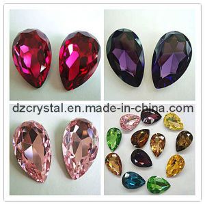 Well Polished Crystal Jewelry Pendant Stone for Wholesale pictures & photos