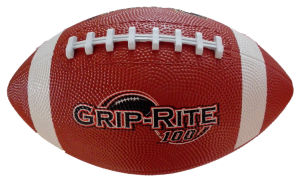 Rubber American Football Rugby Ball Juniorsize or Officialsize pictures & photos