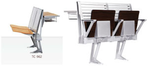 New Design Aluminum Alloy School Desk and Chair pictures & photos