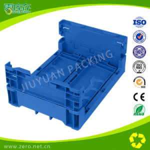 Foldable and Stackable Plastic Storage Crate for Nissan Auto pictures & photos