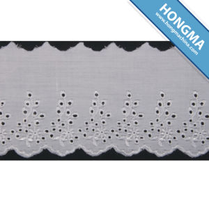 High Quality Fashionable New Cotton Lace