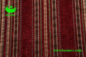 Chenille Curtain/Sofa Fabric (BS7008) pictures & photos