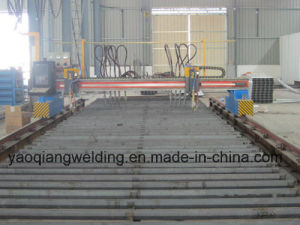 CNC Metal Strip Cutting Machine with Panasonic System pictures & photos
