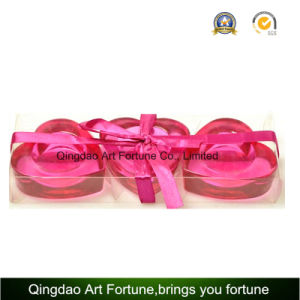 3pk Heart Shape Tealight Candle Holder Gift Set pictures & photos