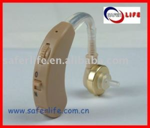 Mini Aged Analog Bte Excellent Quality Classic Design Behind The Ear Wholesale Electronics Hearing Aid pictures & photos
