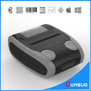 2 Inch Bluetooth Mini Thermal Receipt Thermal Label Printer