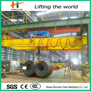 Hot Sale Double Girder Bridge Overhead Crane pictures & photos