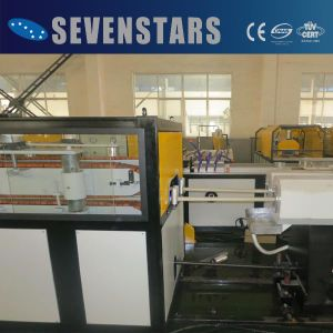 Plastic PVC Pipe Extrusion Making Machine Production Line pictures & photos