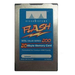 16MB PCMCIA PC Flash Memory Card Intel Value Series 200 Mem-C6k-Flc16m pictures & photos