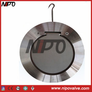 Forging Single-Disc Wafer Swing Check Valve (H74 Short Type) pictures & photos