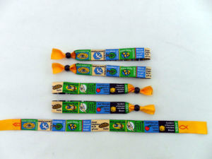 Colorful Fashion Style Hand Woven Bracelet pictures & photos