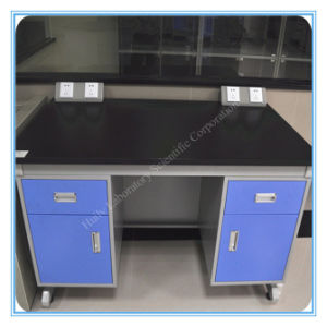 School Laboratory Furniture with Phenolic Resin Bench (HL-QG-X022) pictures & photos