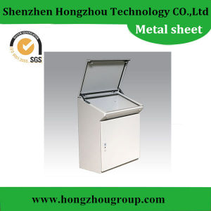 Metal Sheet Power Distribution Enclosure with Good Quality pictures & photos