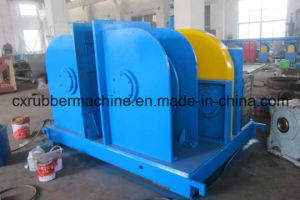 Waste/Scrap Tire Bead Wire Drawing Machine/Puller/Debeader/Remover/Extractor/Separator pictures & photos
