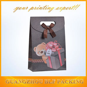 Custom Promotional Paper Gift Bag Shopping (BLF-PB091) pictures & photos