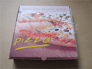 Pizza Boxes, Corrugated Bakery Box (CCB1021) pictures & photos