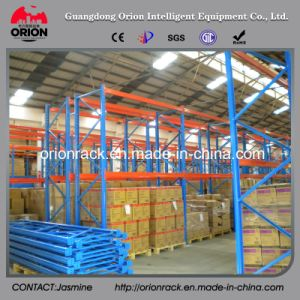 Double Deep Heavy Duty Pallet Racking pictures & photos