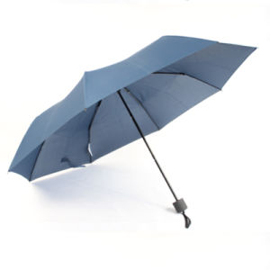 21inch Nice Topless Frame Three Fold Umbrella