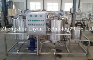 Ly-300L Full-Automatic Double Barrel Pasteurization Machine pictures & photos