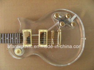 Afanti Music / Acrylic Lp Electric Guitar (AAG-050) pictures & photos