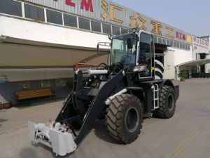 Hot Sale EPA4 Engine Loader 3 Ton Snow Clear Loader pictures & photos