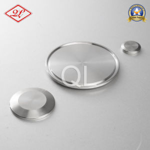 Sanitary Stainless Steel 16AMP Solid End Cap pictures & photos
