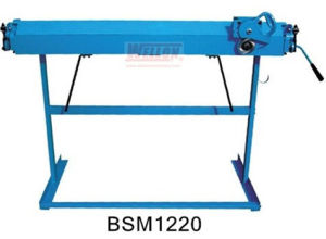 Manual Shear and Brake Machine (BSM2540, BSM1220, BSM1016) pictures & photos