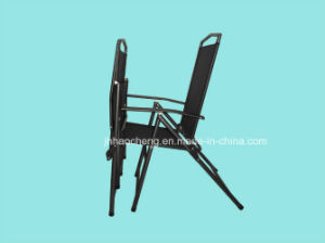Hc-T-D63 Folding Sling Chair with Texeline