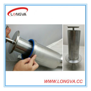 Wenzhou Stainless Steel Y Type Beerwort Filter pictures & photos