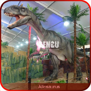 Life Size Animatronic Dinosaurs Factory pictures & photos