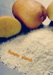(Potato Starch) CAS: 9005-25-8 Thickener Potato Starch pictures & photos