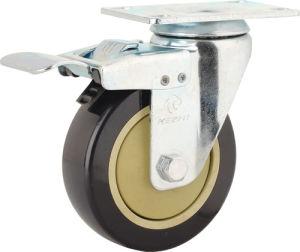 Medium Duty Type Castor Wheel (KMx4-M2) pictures & photos