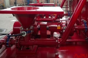 Large Capacity Mud Mixing Pump in Well Drilling Mud System pictures & photos