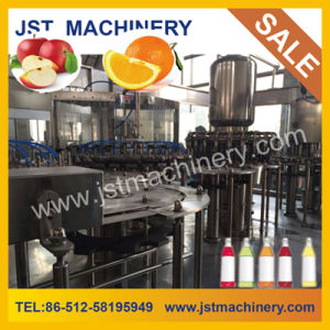 Concentrate Juice Pet Bottled Machine 3 in 1 (RCGF18-18-6) pictures & photos