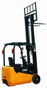 Electric Forklift Truck (CPD10S, CPD15) pictures & photos