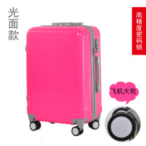 New Fashion Trolley Luggage Bag with Slippery Surface pictures & photos