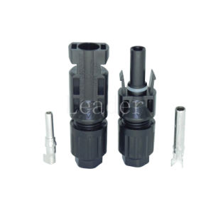 TUV Cable Mc4 Connectors for Solar Panels pictures & photos