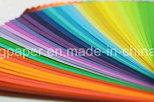 Excellent Virgin Wood Pulp Color Paper 300g pictures & photos
