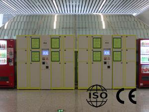 Touched Screen Coin/Bannote Taken Intelligent Locker (DKC) pictures & photos