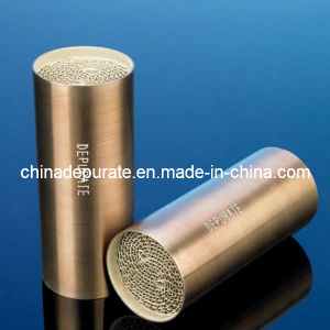 Small Engine Metallic Substrate Catalytic Converter pictures & photos