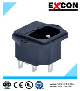 Power Socket Outlets S-03f-11-4 Excon UL Approved pictures & photos