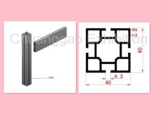 Square extrusion(M041) pictures & photos