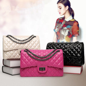 Real Leather Handbags pictures & photos