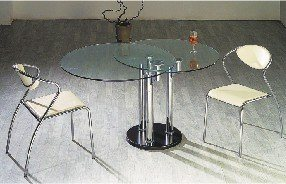 Tempered Glass Coffee Table Top pictures & photos